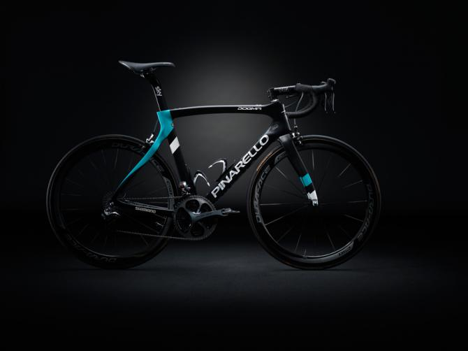 Team Sky's 2016 Pinarello Dogma F8 bike revealed